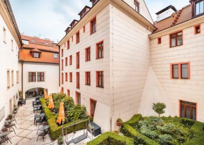 Hotel Élite Prague