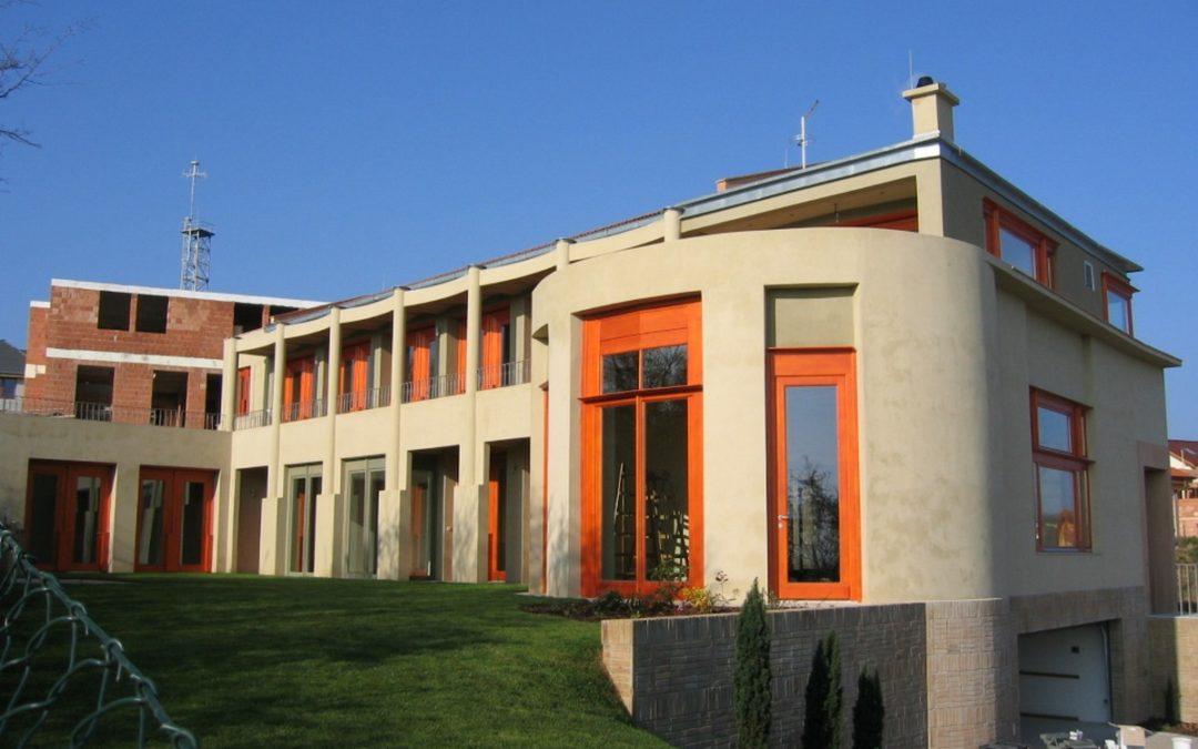 Rodinná vila K Vinici