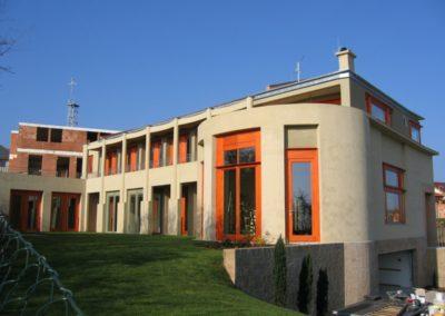 Family house K Vinici