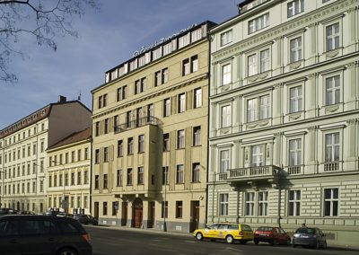 Office building in Opletalova