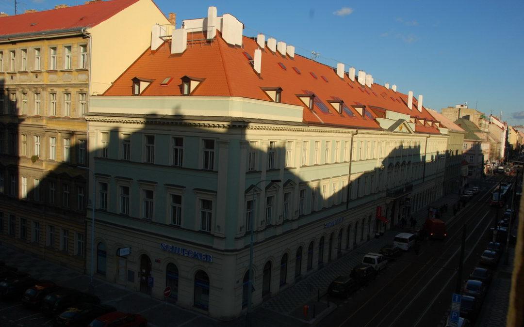 Administrativní objekt Sokolovská