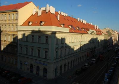 Office building in Sokolovská
