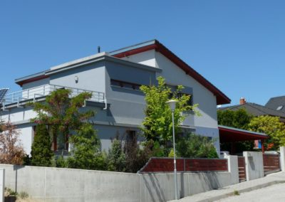 Family house Za Humny – Srubec